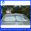 nylon car sunshade for front window foldable door