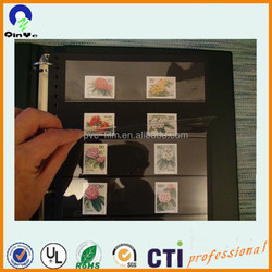 PVC Coin Collection,collect medals/stamps Use Stamp albums