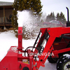 Hot sale tractor 3 point hitch snow blower