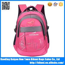 China wholesale promotional cheap stock men and women backpacks 1680D backpack bag