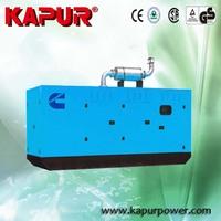 KAPUR Cummins silent electricity generator on trailer bestsellers in lebanon beirut