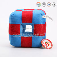 High quality plush dice toys& dice making machine,dice game for kid