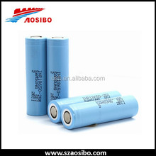 Hot Selling Samsung 18650 25R 2500mah Battery 3.6V 2500mah Lithium ion Bttery