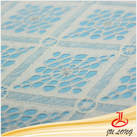 2015 High Quality Lace Fabrics, Stretch Nylon Lace Trimming, African Lace Fabrics