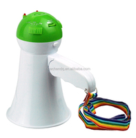 small recordable megaphone/ amazing mini megaphone