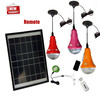 3w led high brightness Africa use led solar indoor lighting with USB charger