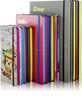 pu printed beautiful diary book design online notebook