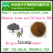 5% Vitexin of Chasteberry Extract