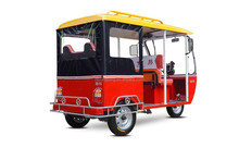 China Newest Luxury Electric Tricycle For Passenger