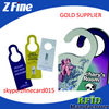 plastic hotel door hangers / do not disturb hotel door hangers