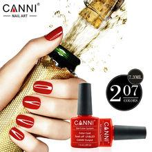 #30917W import opportunities Hot sale CANNI 7.3ml polish gel professional gel polish uv gel nail polish brands
