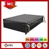 optical fiber Managed media converter with 10/100Mbps
