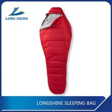 2015 High Quality Cold Weather Duck Down Sleeping Bag