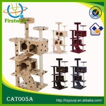 2015 hot sale cat tree with very best price cat furniture