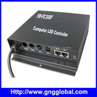 HOT SELLING DMX RGB LED Digital Tube Light Controller with On-line