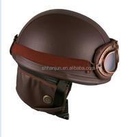 David open face helmet in motorcycle helmets HJ003