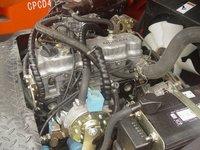 nissan engine diesel japan