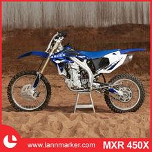Racing motorbike 450cc