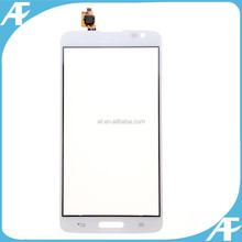 Touch Screen Panel Digitizer Outer Glass White For LG G Pro Lite