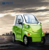 Low price high quality with CE and EEC certificate made in China with 2 seat electromobile electric vehicle electric mini car
