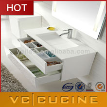 Guangzhou foshan wholesale modern bathroom vanity/bathroom vanity cabinet