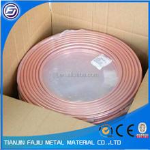air conditioner copper tube coil