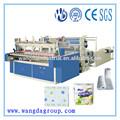 Alemanha siemens plc marca& inversor automático cheio gravado máquina de papel higiênico com 180-200m/velocidade min