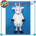 Hi CE más atraer mascota de costum blando en adultos del traje de ovejas