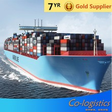 sea freight forwarder to MERSIN from China -----Grace skype colsales37