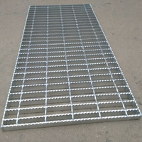 Heavy Duty Galvanized Steel Gratings Standard Weight Factory Supply