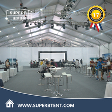 aluminium frame fire,water,sun proof suisse sport tent parts 850G/SQM top cover 650G/SQM sidewall