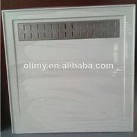 Fiber glass showers panels for sale