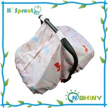 Animal Design and Functional Baby Carseat Canopy Wholesale