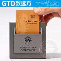Hotel Flat Panel RF Card Energy Saving Switch
