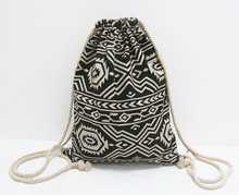 2015 Second Half Latest Fashionable Drawstring Shoe Trendy Bags For Girls