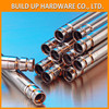 JIS G3446 57 mm Stainless Steel Round Pipe and Tube