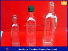 Best Price High Quality Clear Olive Oil Glass Bottle for Sale, Wholesale Olive Oil Bottles