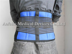during sports and manual work activities such as lifting and handling office lumbar support