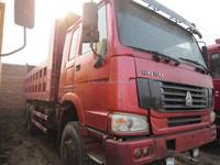 Used CNHTC Howo 25t-60t dump truck in shanghai second hand CNHTC Howo 25t dump truck year 2011 for sale