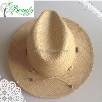 Raffia Straw Weaving Hat