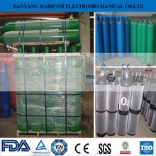 High Pressure Nitrogen Cylinder /oxygen gas cylinder 2-90L