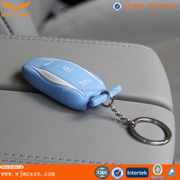 Beautiful Custom Design Protective Soft Silicone For Tesla Personalized Key Cover Factory