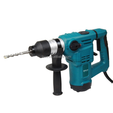 industrial 1500w big power combination four hole electric hammer,electric pick,multifunction impact electric drill SET