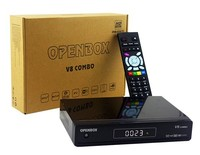 decoder combo openbox v8 combo full hd receiver openbox combo v8 support IPTV youtube youporn