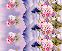 2015 home textile,3D disperse printing fabric with kinds of designs