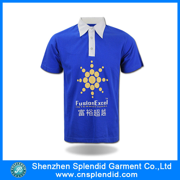 High quality corporate polo shirts for Get company shirts made