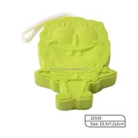 cartoon PU bath sponge
