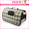 Small dog carrier Lovely 2015 stylish designer pet carriers