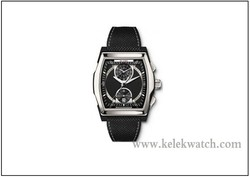 Rectangle case watch With PU strap, Sport watch with Japanese Movement