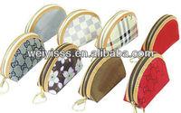 2013 fashionable mini plain coin purse wholesale manufacturer WFD-Q052010